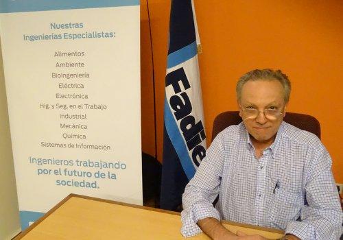 Entrevista Presidente FADIE
