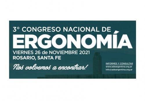 Encuesta Congreso de Ergonomía