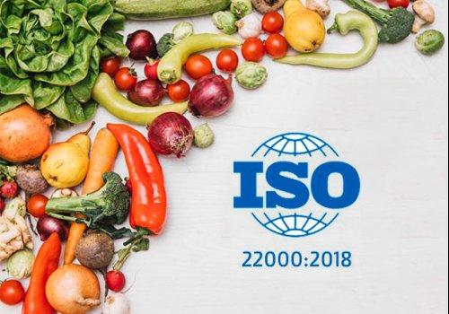 Curso Sistema de gestión de inocuidad de los alimentos según la norma IRAM-ISO 22000:2018