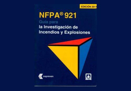Charla: Introducción a la NFPA 921 Guía para la Investigación de Incendios y Explosiones