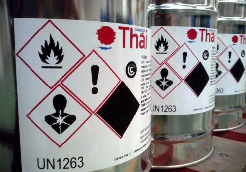 Sistema Globalmente Armonizado de Clasificación y Etiquetado de Productos Químicos (SGA/GHS)