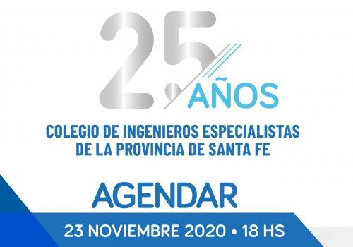 Aniversario Colegio de Ingenieros Especialistas